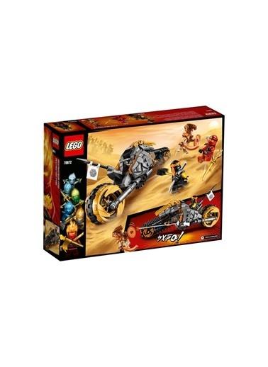 Lego LEGO Ninjago Coleun Arazi Motosikleti Renkli